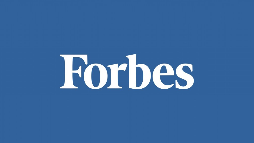 Forbes Website on WordPress