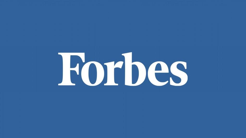 Forbes Website on WordPress